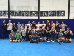 Team Nemesis is the home of Muay Thai Melbourne